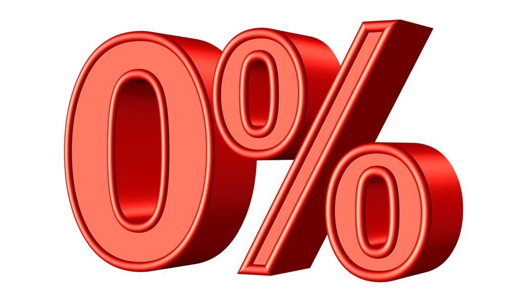 prêt a taux zero