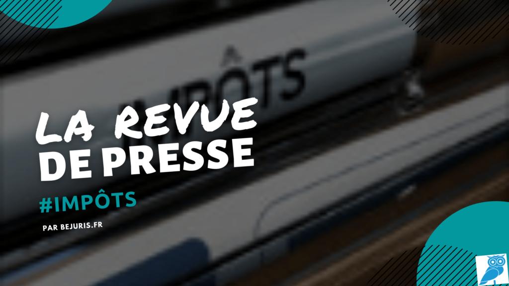 impots taxe foncière revue de presse (wecompress.com)