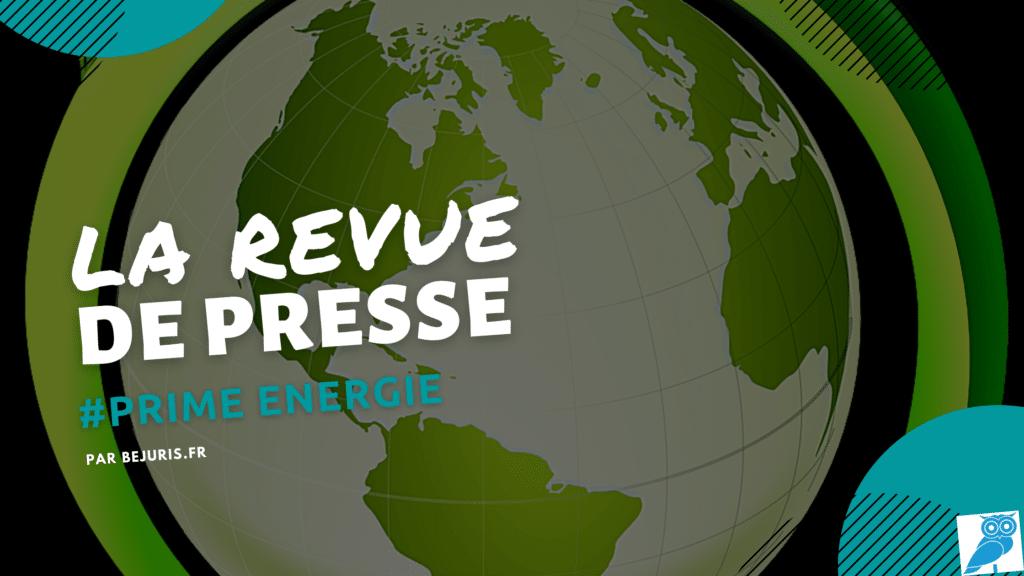 prime energie revue de presse (wecompress.com)